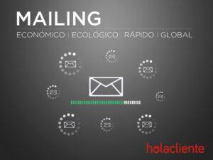 mailing hola cliente