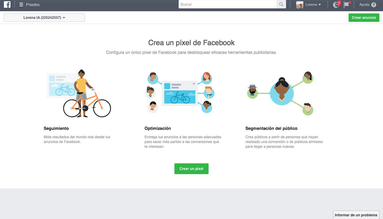como-usar-el-facebook-pixel-landing-page-anuncios-analitys-lima-perú