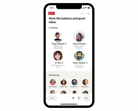 audiochats-LinkedIn-redes-sociales-Lima-Perú